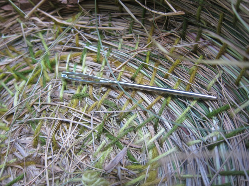 Grass Baskets W/shop by