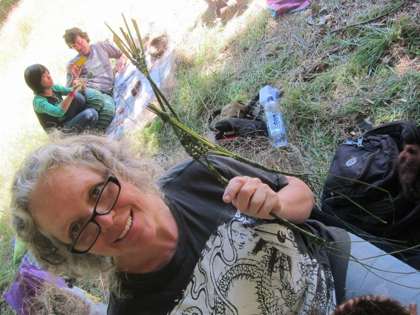 Forest for the Future ~ Weaving Workshops by